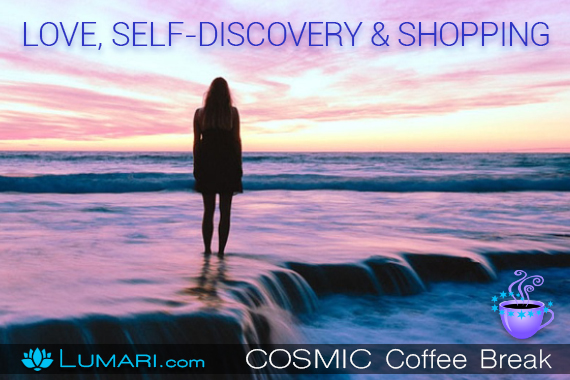 Love, Self-Discovery and Shopping